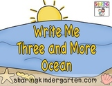 Write Me Three & More Ocean
