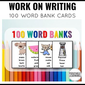 Work on Writing Center Activities