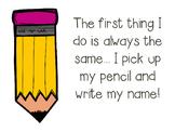 Write My Name!