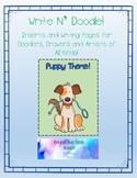 Write N' Doodle-Flip Pages for Writers!