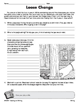Write Narratives 2 (CCSS W.7.3)