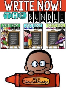 Write Now! THE BUNDLE