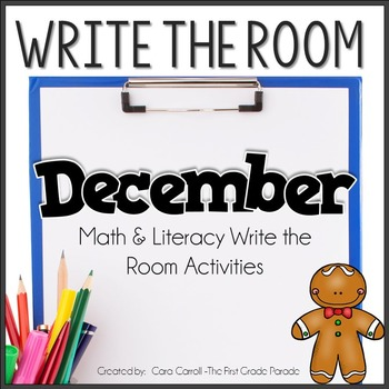 Write the Room - Christmas
