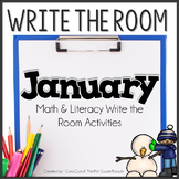 Write the Room - January