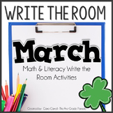Write the Room - March