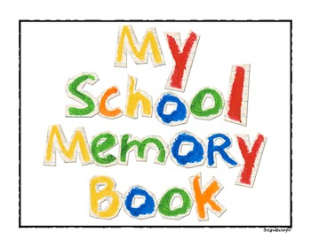 Image result for school memory book clipart