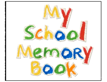 Write On: An End of the School Year Memory Book Cover