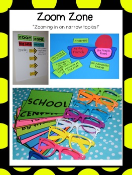 Write On:  Build a Burger Paragraph {A 2 Week Informational Writing Unit}