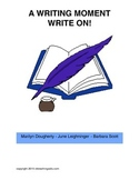 Class Starters - Writing Moments -Write On!