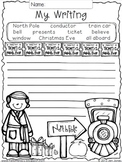 Write On! Hello Writing: A Fun Seasonal Sheet {North Pole