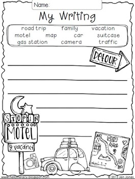 """Write On! Hello Writing: Fun Sheets for """"Working on Writing"""" {Aug/Sep Edition}"""
