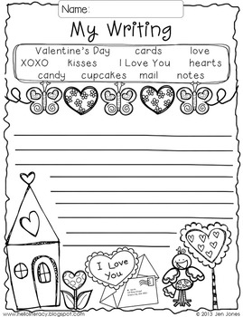 "Write On! Hello Writing: Fun Sheets for ""Work on Writing"" {Feb/Mar Edition}"