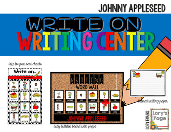 Write On... Johnny Appleseed