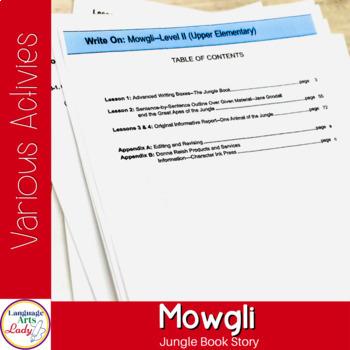 Write On, Mowgli Level II
