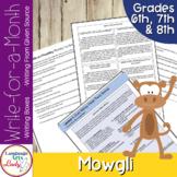 Write On, Mowgli Level III