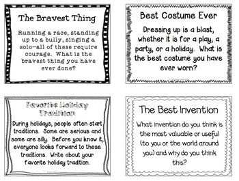 """Write On!"" Narrative Writing Prompts for Real & Imagined Events Common Core"