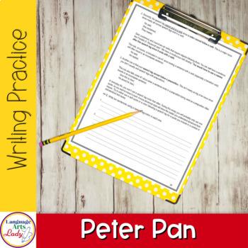 Write On, Peter Pan!  Level III