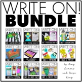 Write On!  The BUNDLE