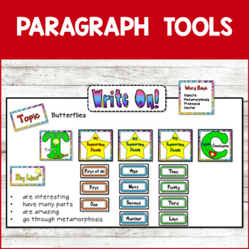 Write On! Tools for The Whole Year