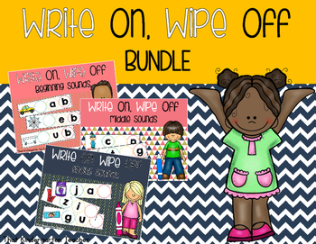 Write On, Wipe Off {BUNDLE}