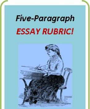 Write Perfect 5-Paragraph Essays! 36 Stars Writing Guide and Assessment Rubric
