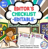 Write, Revise, & Edit - Independent Writing Reference for Kids