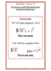 EFL Write Right Chapter 10 - Possessive Adjectives