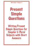 EFL Write Right Chapter 7 - Present Simple Questions