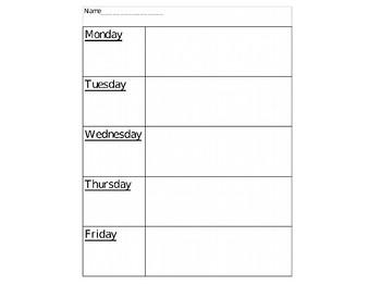 Write Right calendar note taking