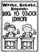 Write, Rotate, Repeat: Back to School Edition! (Fun Freebie!!!!)