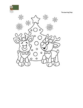 Write Santa Claus a Letter Worksheet