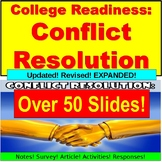 Conflict Resolution PowerPoint for the avid learner