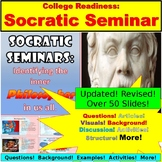 Socratic Seminar PowerPoint:  AVID or ELA