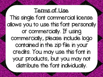 Write Stuff Font {True Type Font for personal and commercial use}