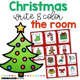 Write The Room: Christmas theme