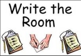 Write The Room ABC Chart