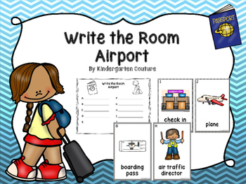 Write The Room -Airport