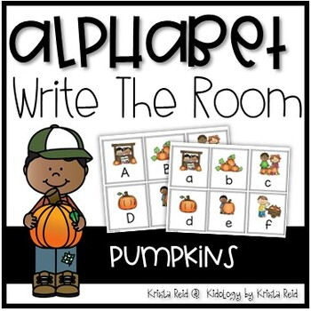 Fall Alphabet Activities and Games