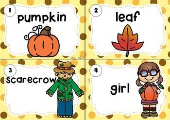 Write The Room- Autumn / Fall Theme