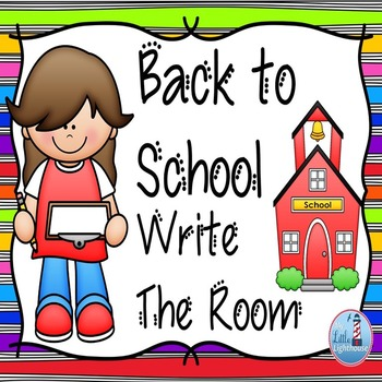 Write The Room ( Back To School)