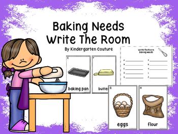 Write The Room -Baking