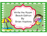 Write The Room Beach Beginning Sounds