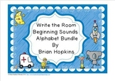 Write The Room Beginning Sounds Bundle