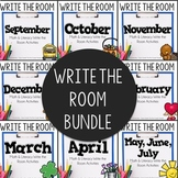 Write The Room Yearlong Bundle