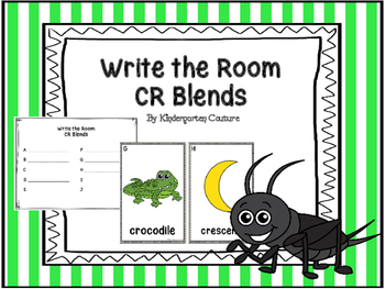 Write The Room CR Blends