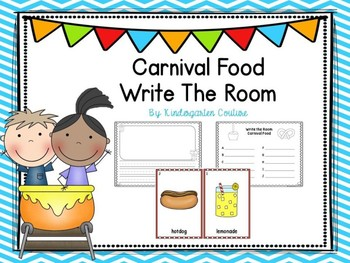 Write The Room Carnival Food
