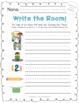 Write-The-Room Center Bundle for National Journeys 2017 Kindergarten