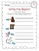 Write-The-Room Centers for National Journeys 2017 Kindergarten Unit 3