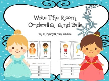 Write The Room - Cinderella and Beauty And The Beast