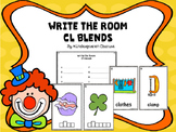 Write The Room Cl Blends